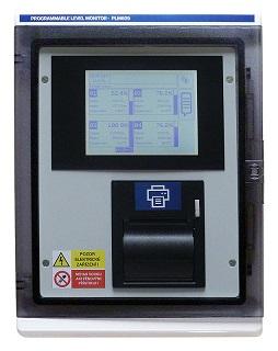 Systém pro měření, monitoring stavu a úniku pohonných hmot v čerpacích stanicích