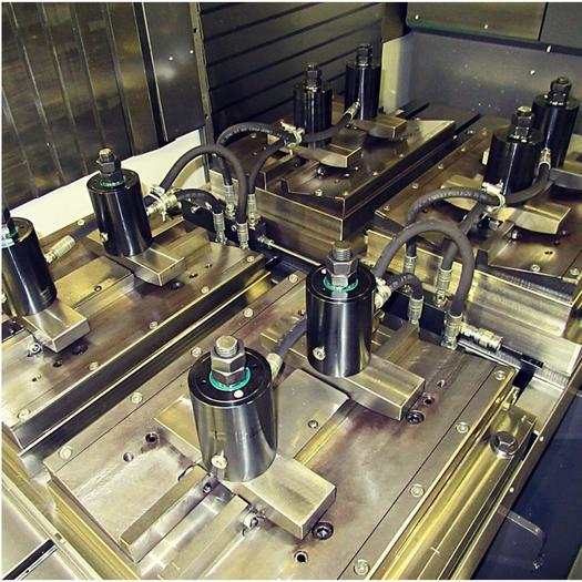 Strojírenská kovovýroba, robotické svařování a řezání