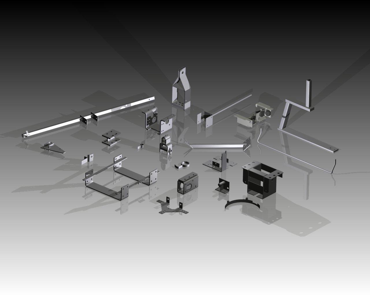 A-T-K Fryšták s.r.o., výroba kovových částí a dílů