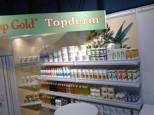 Prodej přírodní bylinné kosmetiky