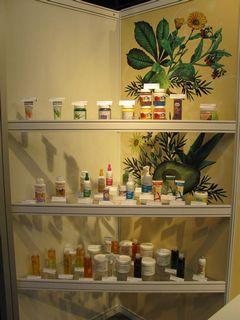 Přírodní bylinná kosmetika TOP GOLD, TOPDERM Praha