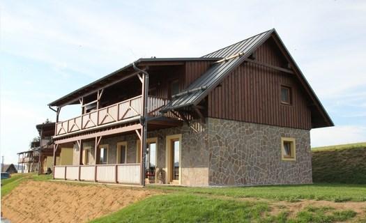Výroba, montáž montované domy Prachatice