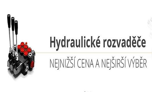 Hydraulické rozvaděče - eshop