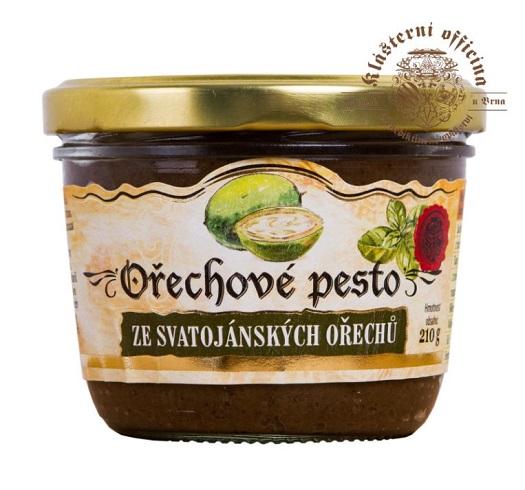 Luxusní delikatesy ze svatojánských ořechů - sladká pasta, ořechové pesto