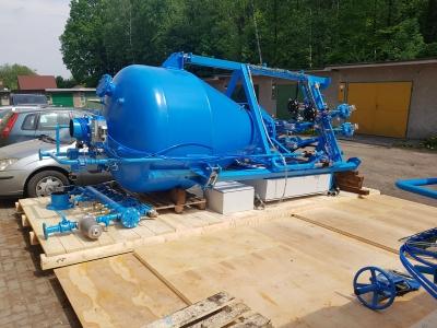 Návrh, výroba a dodávka strojů a zařízení Třinec