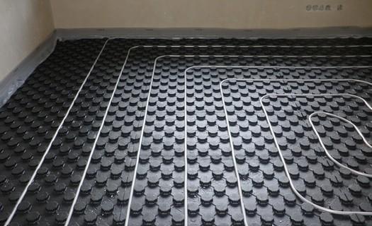 Realizace podlahového vytápění Liberec