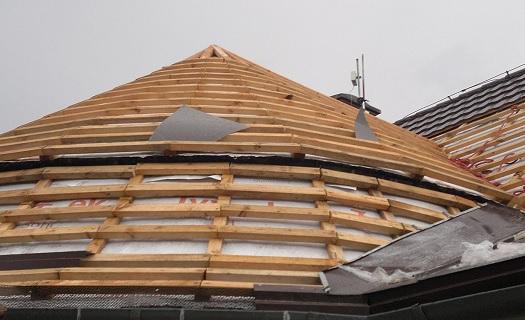 Střechy na klíč  Olomouc - Ladislav David