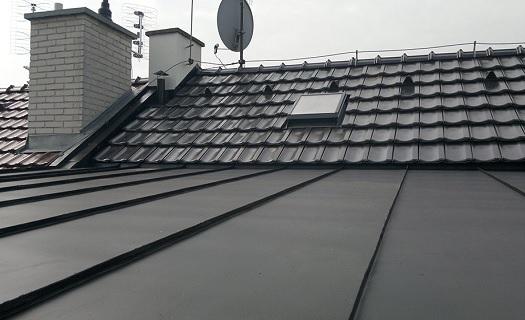 Realizace střech Olomouc