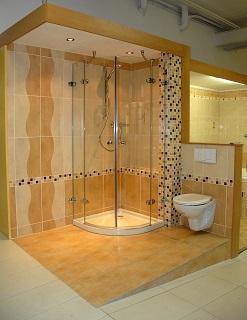 Sprchové kouty, vany, umyvadla, sanitární keramika - prodej