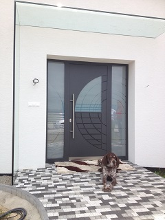 Eingangstüren mit hervorragenden Wärmedämmeigenschaften auch für Passivhäuser die Tschechische Republik