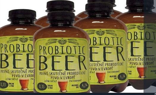 první Probiotické pivo na světě