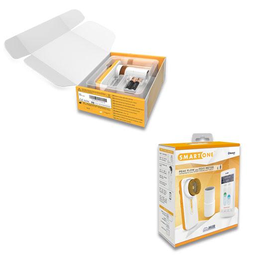 Spirometry MIR, prodej, Ostrovačice