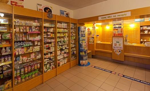 Lékárna U Zlaté koruny Kyjov - možnost nákupu léků on-line - Swisspharma, spol s.r.o.