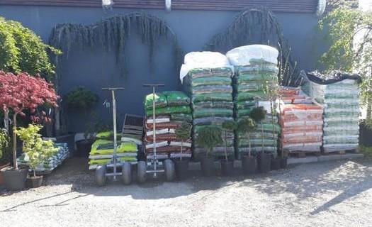 Prodej zahradních substrátů Brno
