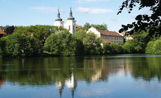 Kanonie premonstrátů v Želivě -  poutní místo pro duchovní obnovu i fyzický odpočinek