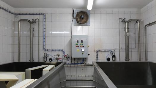 Linky zařízení na výrobu jogurtů tvarohu zakysaných výrobků