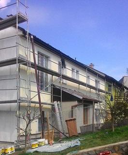 Veškeré stavební, zednické, sádrokartonové práce při rekonstrukci RD, terénní práce s pokládkou zámkové dlažby