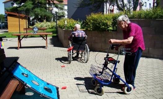Městské centrum komplexní péče, Domov pro seniory Benátky nad Jizerou