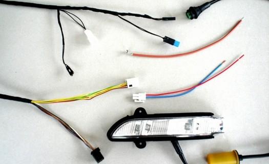 Výroba kabelových svazků Písek