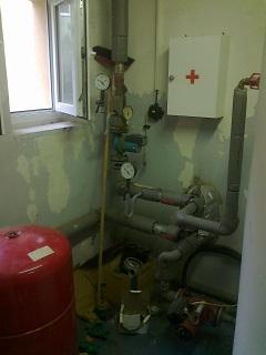 Plynové kotle- instalace plynových kotlů, topenářské instalace