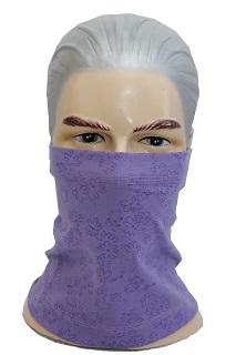 Tunelová bavlněná rouška, šátek pro dospělé - dámská, pánská