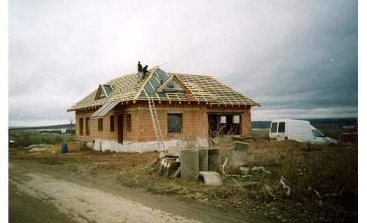 Prodej a realizace střech, klempířské, pokrývačské a tesařské práce Rakovník