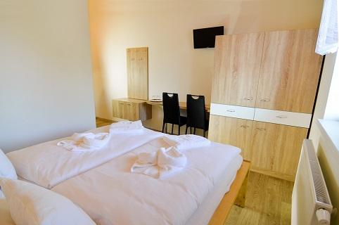Komfortní ubytování v rodinném wellness hotelu pod Pálavskými vrchy