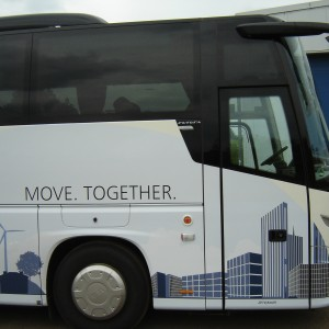 Vnitrostátní autobusová doprava, pronájem autobusů na soukromé akce jednotlivců