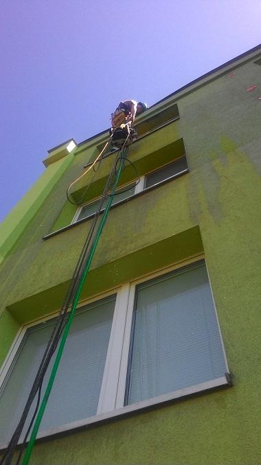 Oprava fasád, Olomouc, Přerov