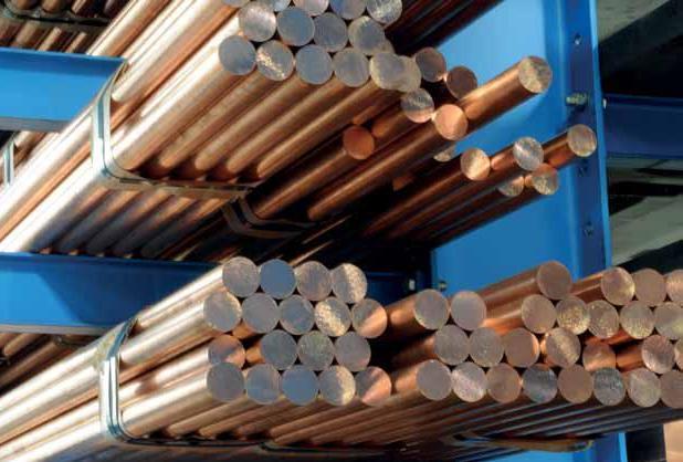Bodovacie elektródy do bodoviek a lisov, a z materiálu CuCrZr - zákazková výroba