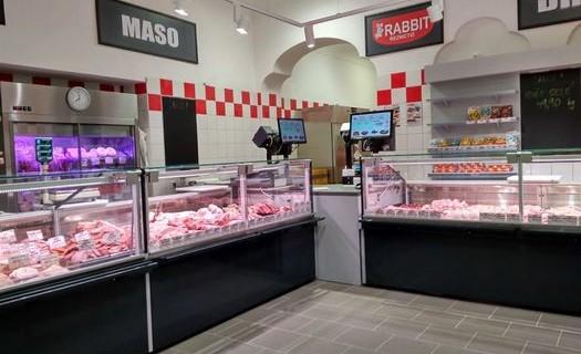 Řeznictví, kuřecí, vepřové, hovězí, králičí maso Trhový Štěpánov, maso a produkty z českého chovu
