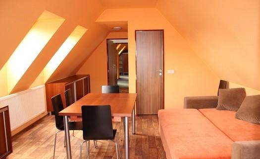Hotel Koruna v centru Šumperka, příjemné ubytování