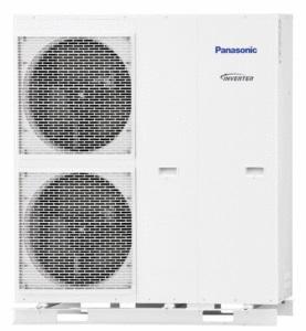 Prodej, montáž tepelných čerpadel značky Nibe, Panasonic