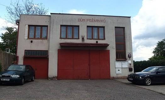 Obec Vatín v kraji Vysočina, hasičská zbrojnice