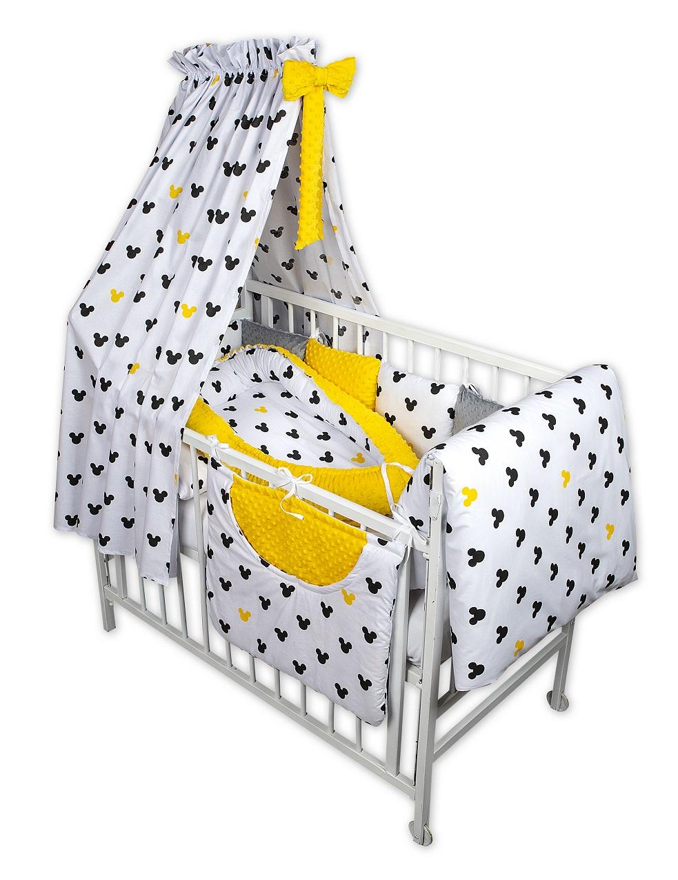 Dětské výrobky z Horňácka - eshop soupravy povlečení, lůžkoviny do postýlky, dětské matrace, prostěradla, fusaky