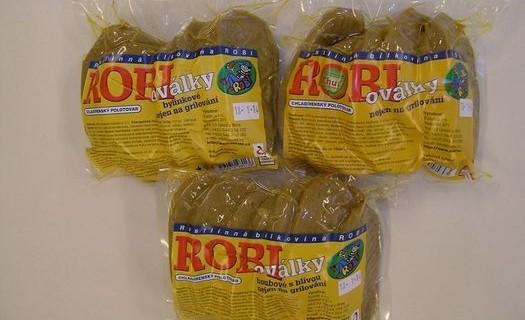 Výrobky ROBI jsou vhodné pro vegany, vegetariány i diabetiky Brno