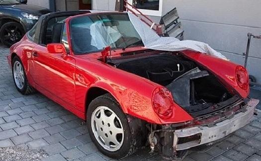 Autoklempírna - odborné opravy karoserií osobních automobilů všech značek