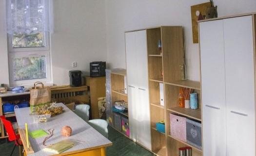 Stacionář mezi mosty Trutnov, denní sociální služby, ubytování