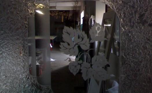 Sklenářské práce, pískování skla Olomouc