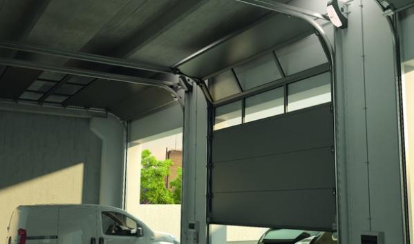 Pohony pro garážová vrata největšího evropského výrobce Nice a příslušenství