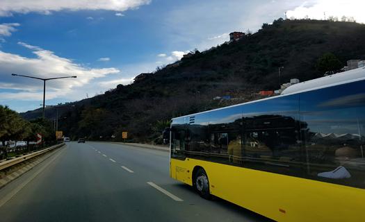 Autobusová přeprava osob na zájezdy, výlety či akce