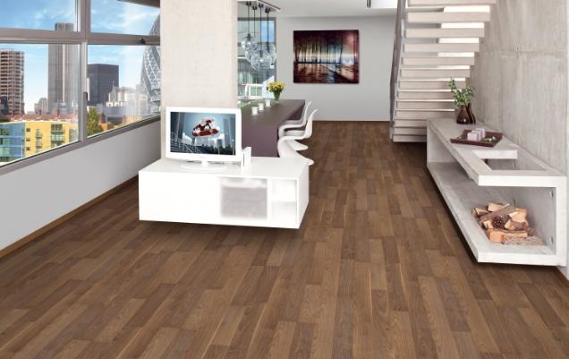 Kompletní servis v oblasti podlah, Laminátové podlahové krytiny