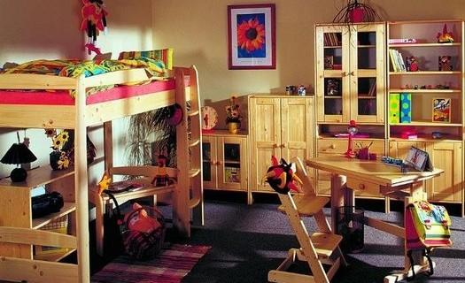 Akční ceny dětského nábytku GAZEL Liberec, rostoucí nábytek