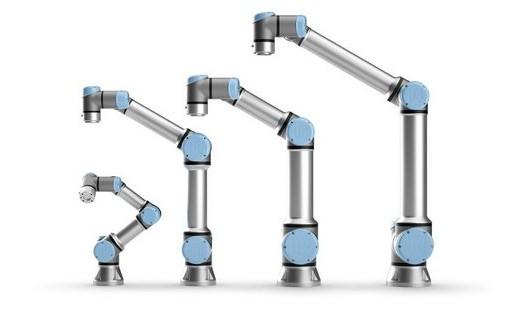 Novinka na trhu E series, distribuce firmy Universal Robots Liberec