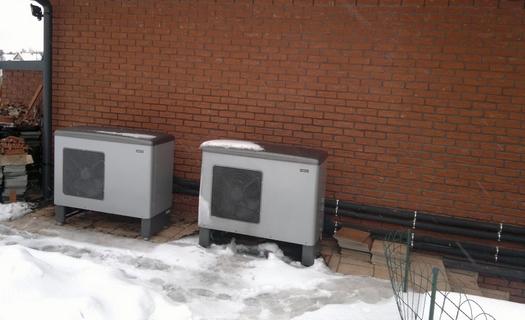 Tepelná čerpadla vhodná do obytných i komerčních objektů