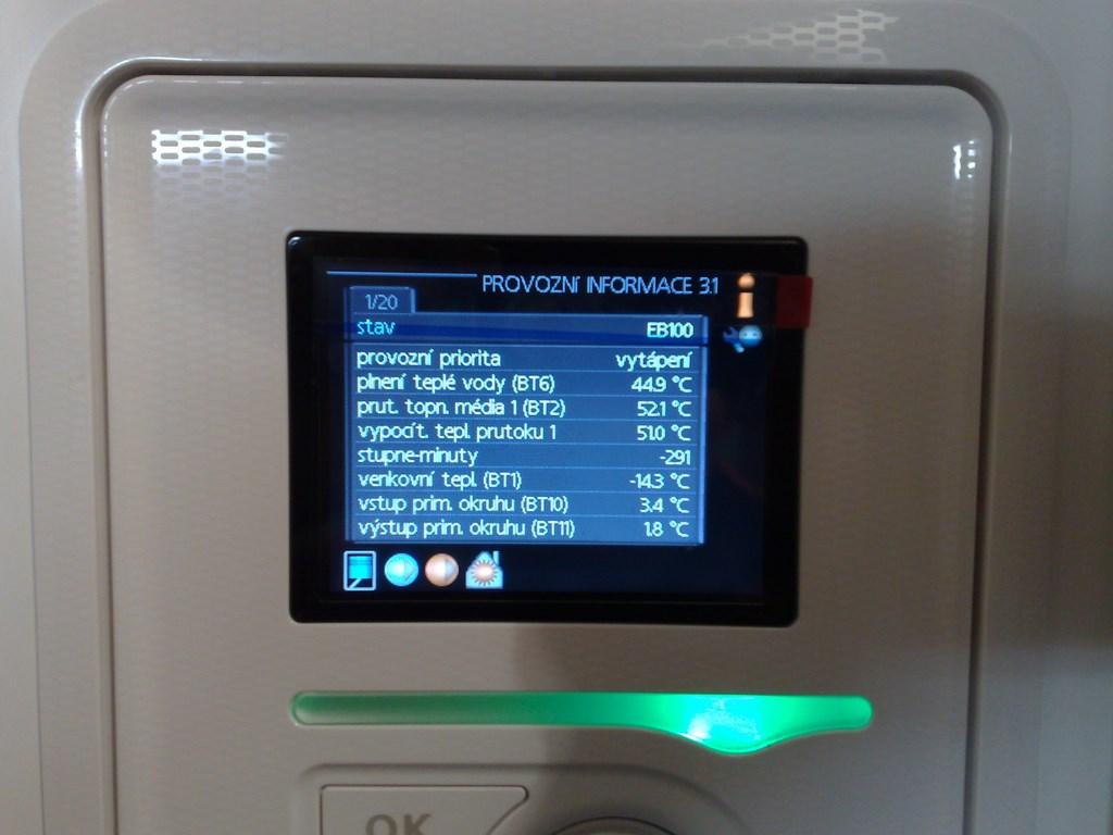 Jednoduché ovládání tepelných čerpadel NIBE
