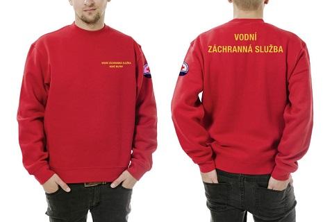 Textil s potiskem - mikiny, trička, vesty, bundy, košile