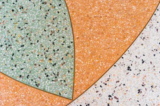 Lité terrazzo, teraco či teraso - odolná podlaha