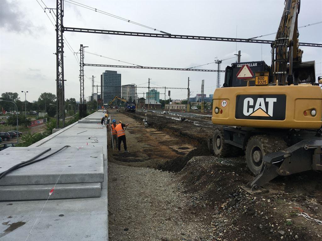 Rekonstrukce železniční infrastruktury, Brno