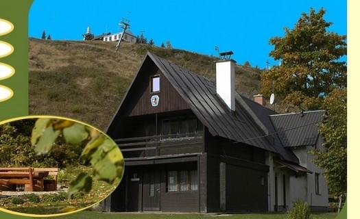 Chata Horská, ubytování v soukromí - Jeseníky, pronájem celé kompletně vybavené chaty, parkování